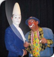 Spectacle de clowns pour enfants « Coco et Rico »