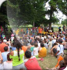 Festival de l'enfance « Festi Mômes »