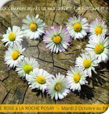 Octobre Rose à La Roche-Posay