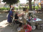 « les artistes dans la ville »