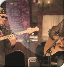 Concert avec le duo CALHAN