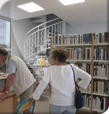 BIBLIOTHEQUE LOUIS ROBCIS