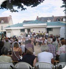 """Concert """"des petits artistes d'Azay le Ferron"""""""