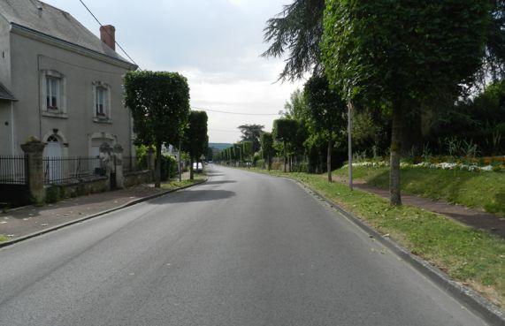 Travaux avenue de La Gare