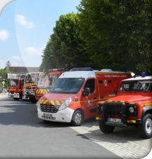 Journée portes ouvertes au Centre d'Incendie et de Secours
