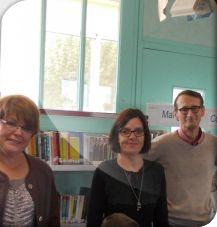 Le Collège Léon Huet accueille une nouvelle Principale
