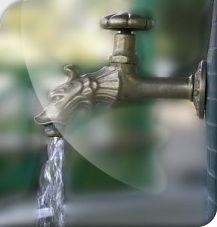 L'eau pour la peau