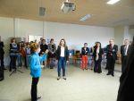 Inauguration de l'option « Langue des Signes » au Collège Léon Huet