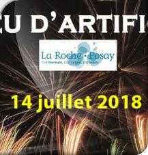 Festivités 14 juillet 2018