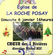 Concert de l'Epiphanie