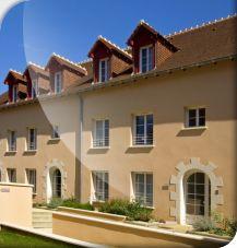 APPART'HOTEL LA ROCHE-POSAY ***
